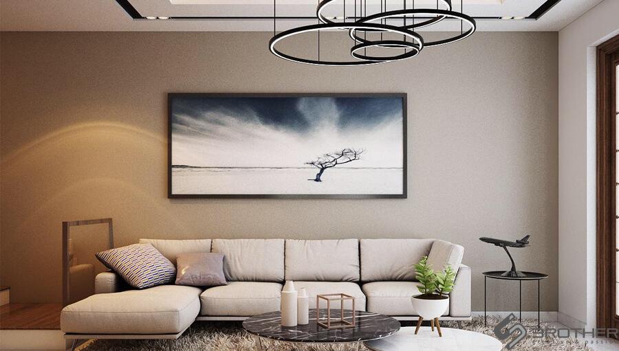 Hình ảnh thiết kế nội thất nhà đẹp - SBR