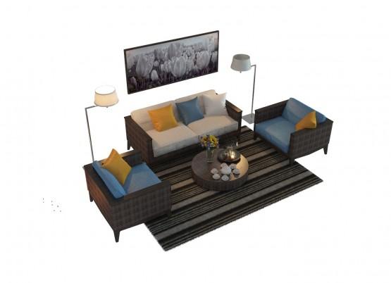 Bộ Sofa - SML017