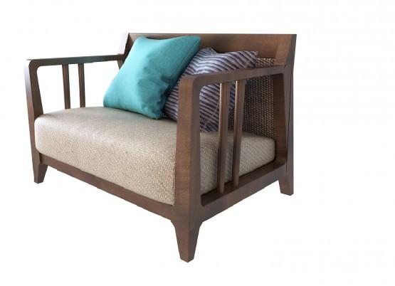 Sofa đôi - SML003