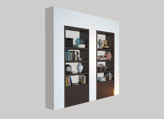 Tủ trang trí - SMB005