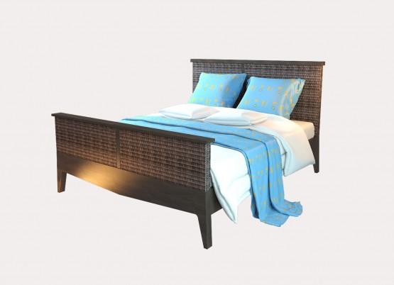 Giường đôi - SMB001